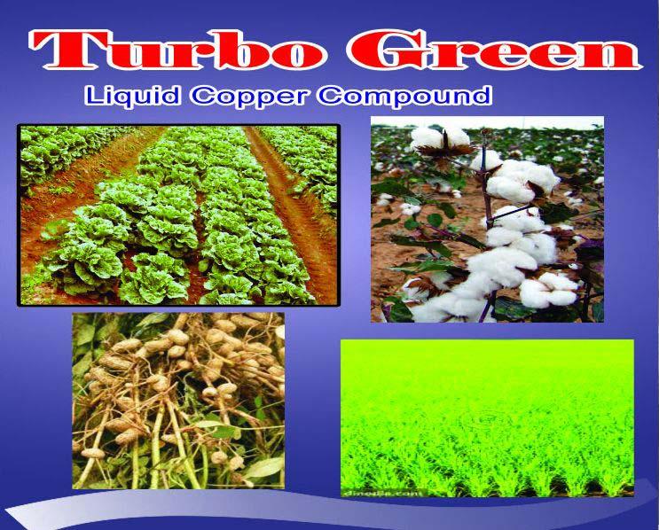 Turbo Green Micronutrient Mixture Fertilizer