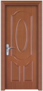 High Quality Pvc Abs Wooden Door Wood Door Room Door Interior Door