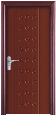 Pvc Mdf Wooden Door, Wood Door, Room Door