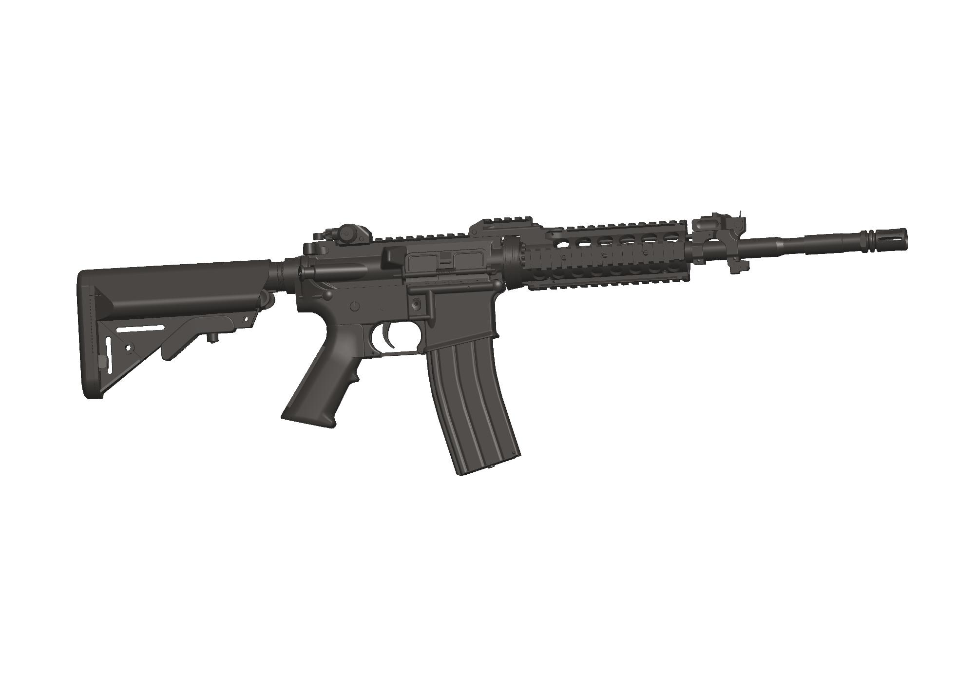 Plastic Airsoft Rifle Manufacturer & Manufacturer From