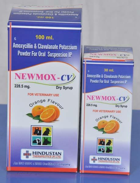 Newmox-CV Dry Syrup