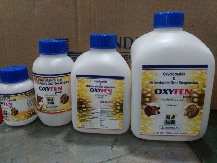 Oxyfen Oral Suspension