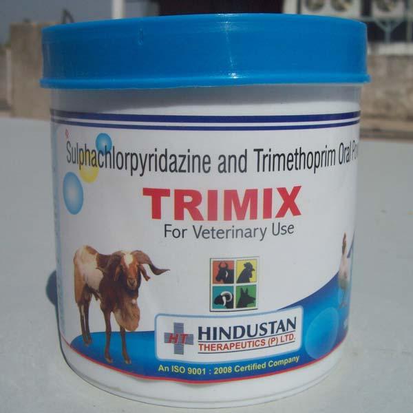 Trimix Dry Powder