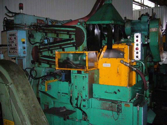 Used Bevel Gear Cutting Machine