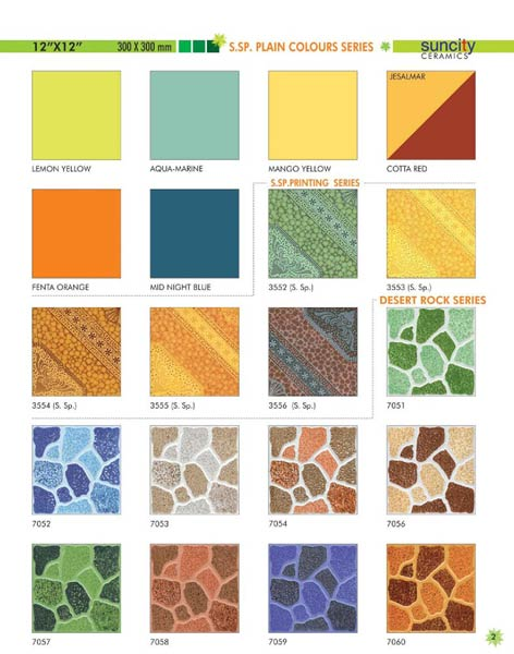 Ceramic Glazed Floor Tiles Manufacturer & Manufacturer from Morbi ...