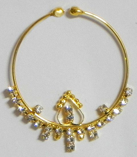 Gold Nose Rings Manufacturer In Rajkot Gujarat India By