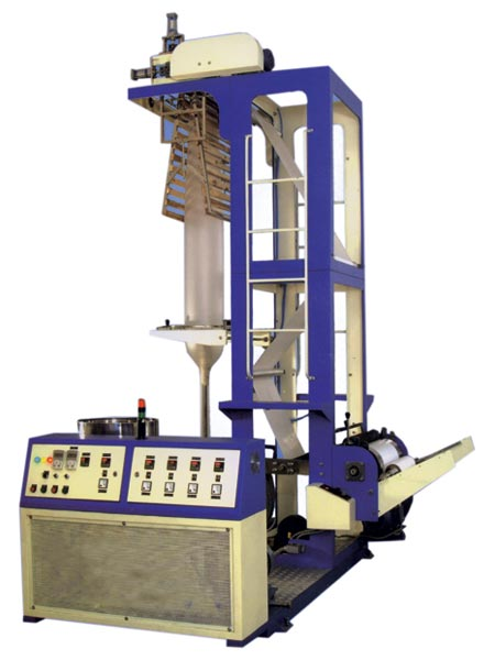 Blown Film Tubing Machine 45mm Manufacturer By Sapna