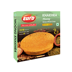 Buy Moong khakhra from EURO FOODS INDIA PVT LTD, India | ID