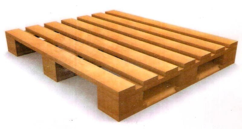 Buy Wooden Pallet from Frontline Packers, Bangalore, India ...