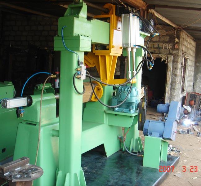 Heavy Strip Coil Winding Machine