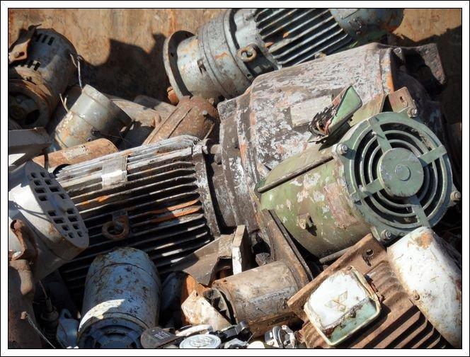 Electric Motor Scrap (73409)