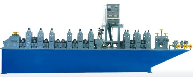 automatic tube making machine
