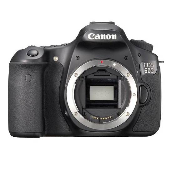 Canon 60D DSLR Camera