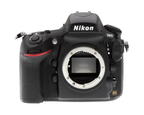 Nikon D800E SLR Camera