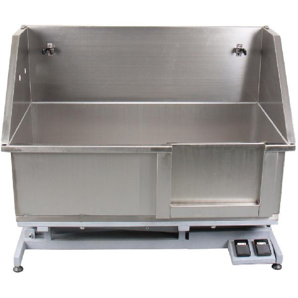 Stainless Steel Electric Lifting Bath Tub