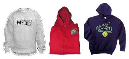 Hooded Sweatshirts (Sweatshirts)