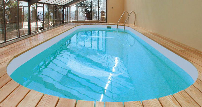 Buy Prefabricated Swimming Pool from Potent Water Care Pvt ...