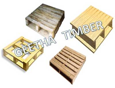 Wooden Pallets Manufacturer & Exporters from Dindigul ...