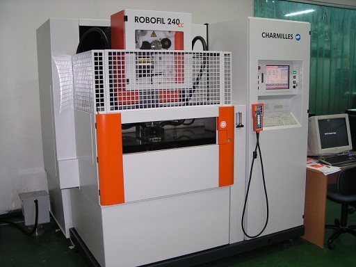 Cnc Wire Edm Machine - Used Manufacturer & Manufacturer from ...