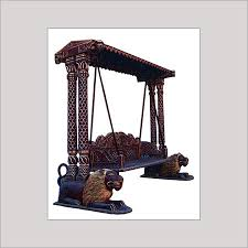 Antique Wooden Swings (HH-57)