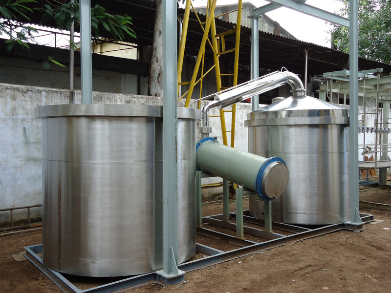 Patchouli Oil Distillation Plant (20)
