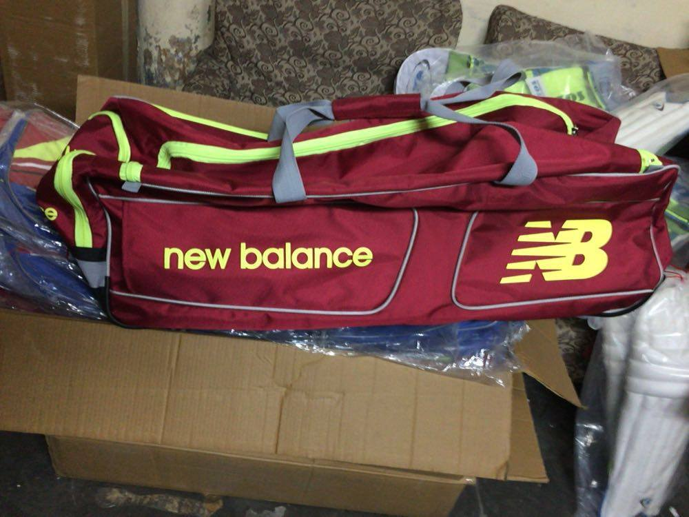 cricket bags new balance