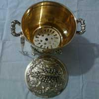 Brass Serving Dish