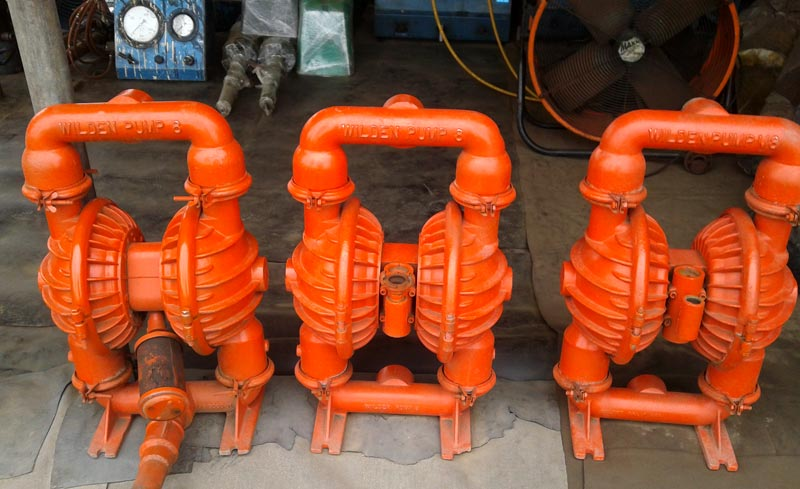Used wilden pump manufacturer in bhavnagar gujarat india by al used wilden pump used wilden pump publicscrutiny Images