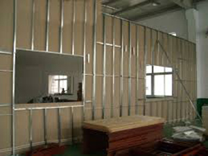 Services - Gypsum Board Partition Manufacturers in Offered