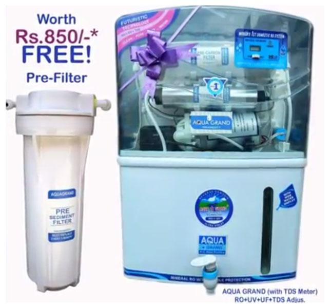 Exact Smart Plus Ro System (EROS1009)