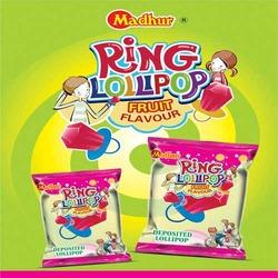 Ring Lollipops