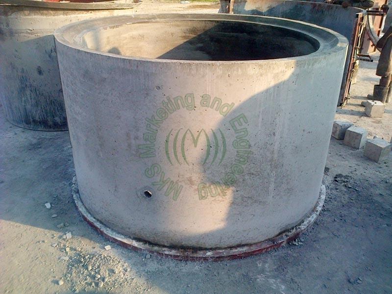 Precast Concrete Manhole Chambers