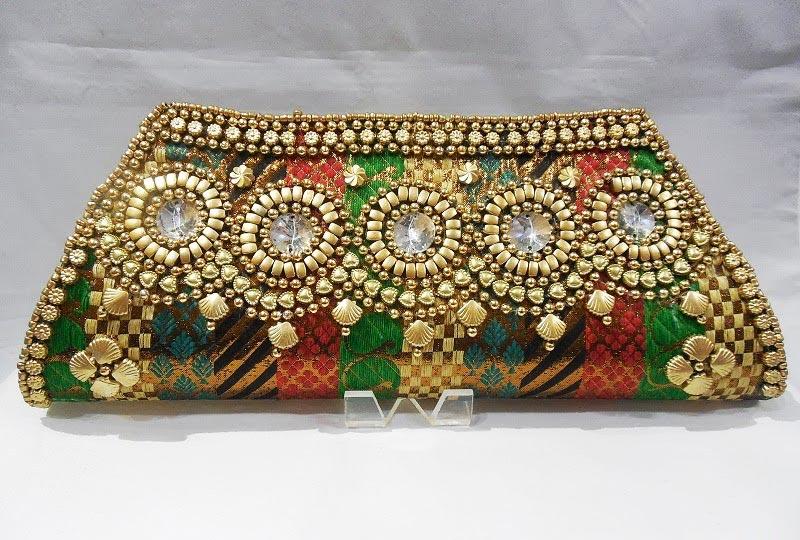 Ladies Clutch Purse Manufacturer   Manufacturer from Delhi b0277542bb