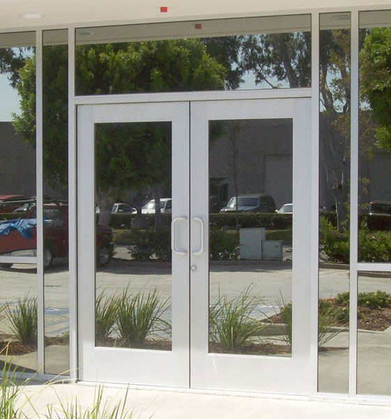 Aluminium Doors Manufacturer & Manufacturer From, India