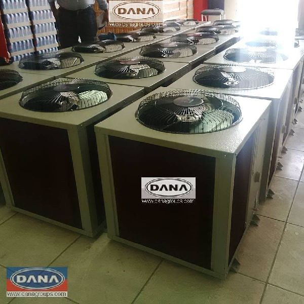 CHILLER WATER SYSTEM SUPPLIER IN DJIBOUTI (DANA STEEL)