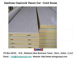 Cold Room Panel (DANA WATER CHILLER)