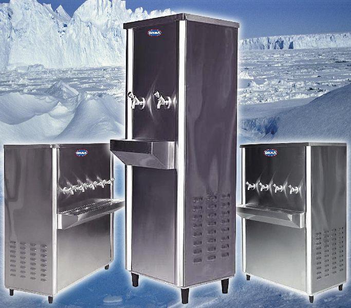 Dana drinking water coolers - 5 taps (DANA WATER CHILLER)
