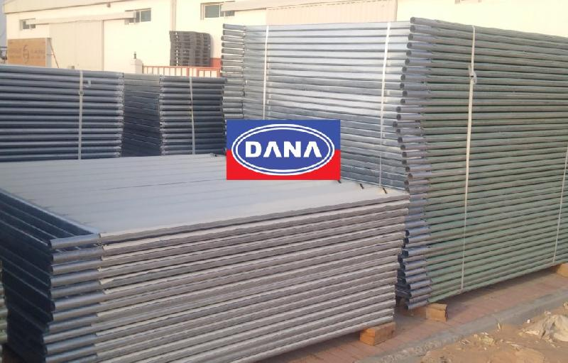 Discontinuous Corrugated Fencings (DANA STEEL)