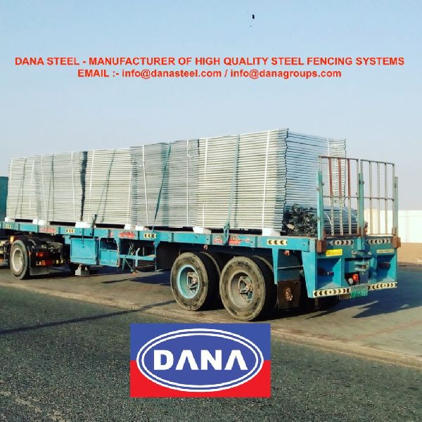 METAL HOARDING PANEL SUPPLIER IN ETHIOPIA (DANA STEEL)