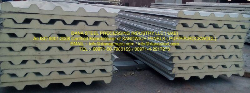 PIR SANDWICH PANEL SUPPLIER IN DJIBOUTI Manufacturer in