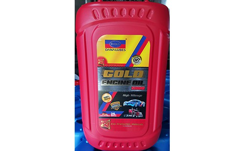 SYNTHETIC GOLD ENGINE OIL IN RAK (DANA LUBES)