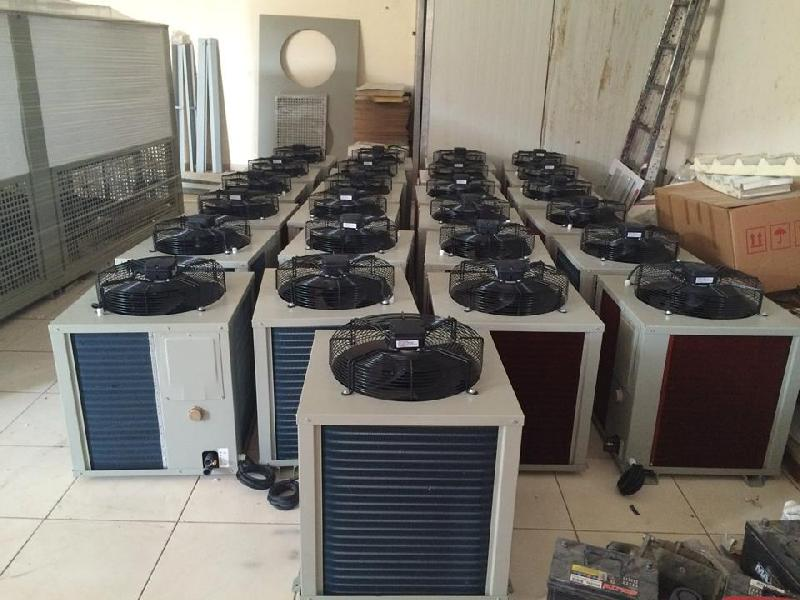 TANK WATER COOLING SYSTEM IN OMAN (DANA WATER CHILLER)