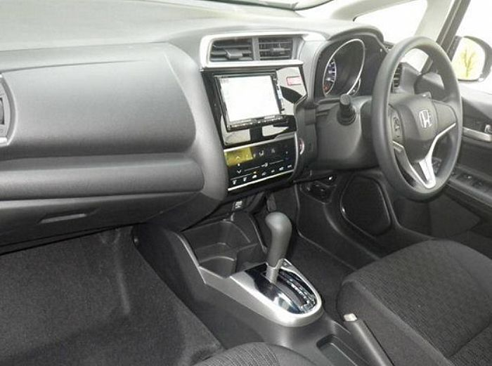 2016 Honda Fit- RHD Car