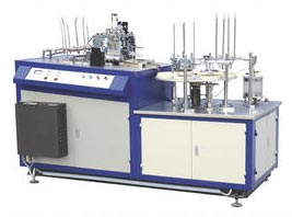 Paper Cup Jacket Forming Machine