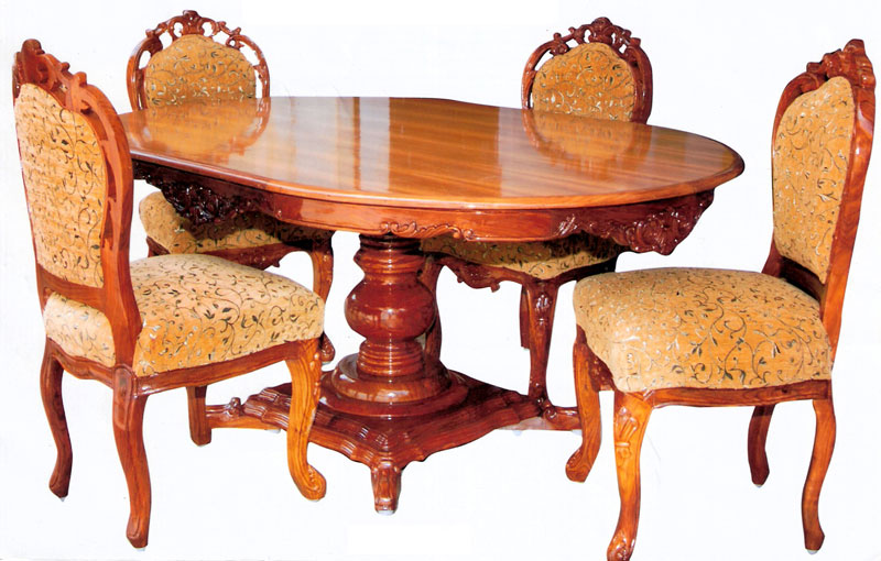 Buy wooden dining table from usha handicrafts saharanpur india id 569149 - Where to buy small kitchen tables ...