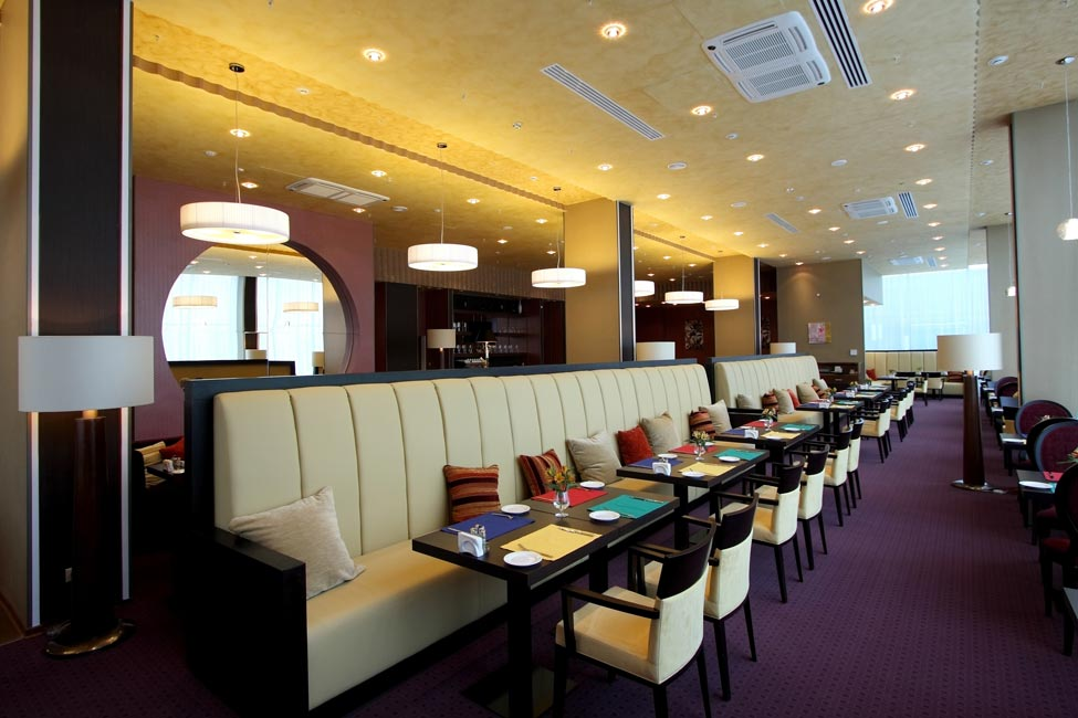 Services restaurant interior designing from