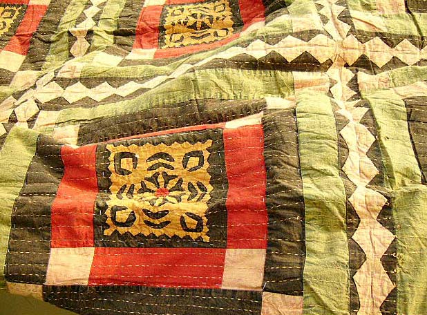 Multi Shade Quilt (AGHFQT 000 (4))