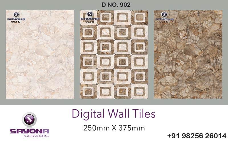 Digital Wall Tiles Manufacturer in Morbi Gujarat India by Sayona ...