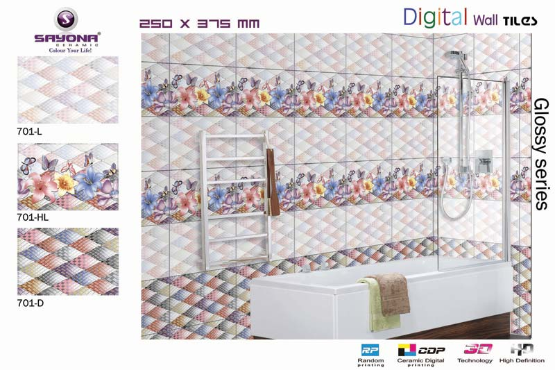 Wall Tiles Manufacturer in Morbi Gujarat India by Sayona Ceramic ...