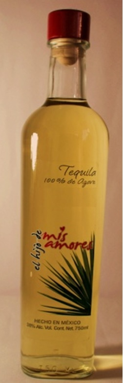 Aged Tequila Wine (Ext-001)